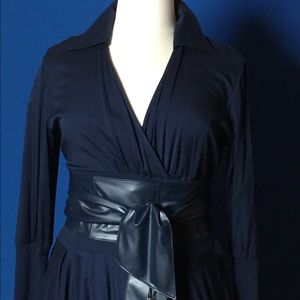 """Lukastyle  Navy """"Janet Dress"""